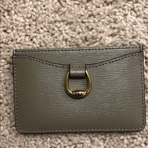 Brand new Ralph Lauren mini card holder with tags